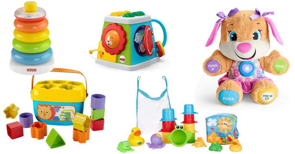 Babyspielzeug 6 Monate