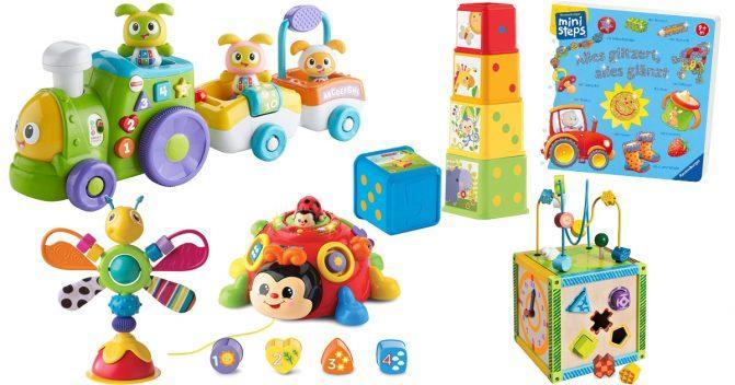 Babyspielzeug 9 Monate