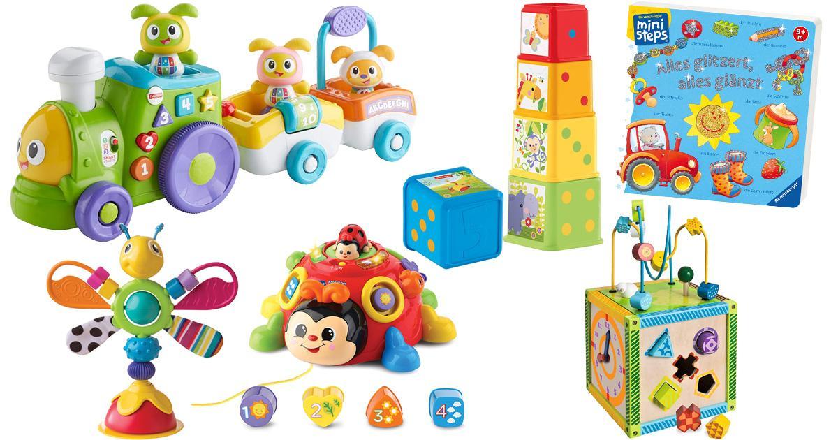 Das beste Babyspielzeug für 12 bis 18 Monate | Wunschkind