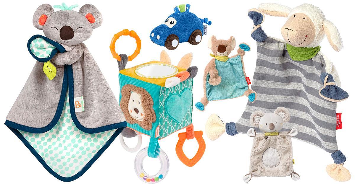 Das beste Babyspielzeug für 0 bis 3 Monate   Wunschkind
