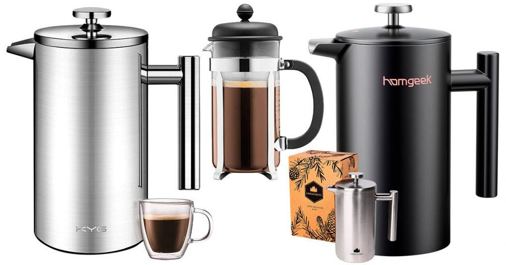 French Press Kaffeebereiter