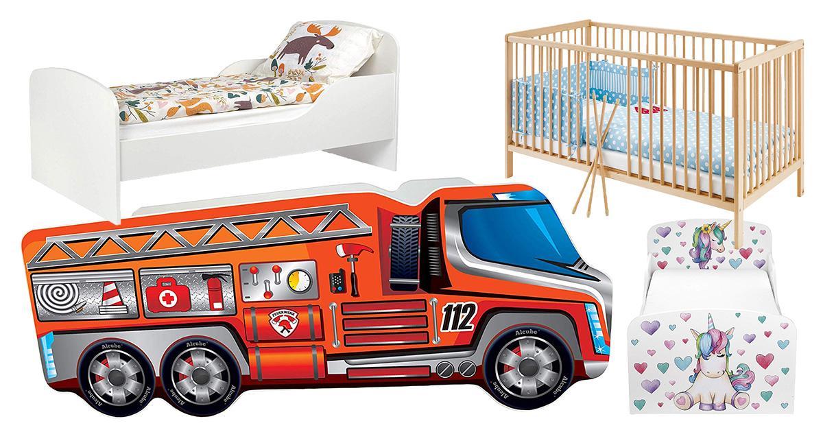 Kinderbetten in 70×140 cm