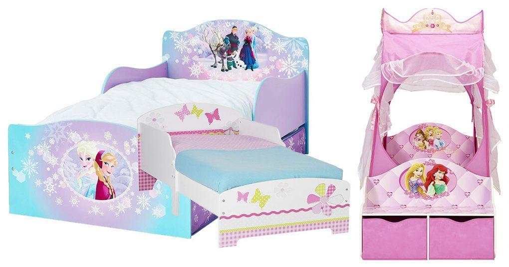 Kinderbetten für Mädchen
