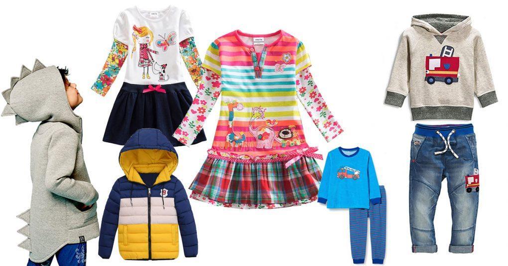 Kinderkleidung 7 Jahre