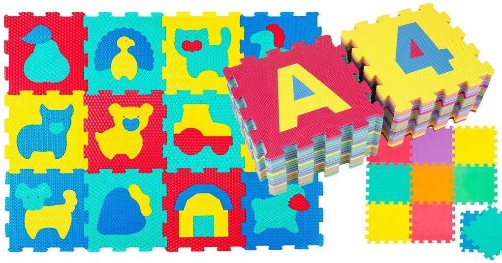 Puzzlematten für Babys