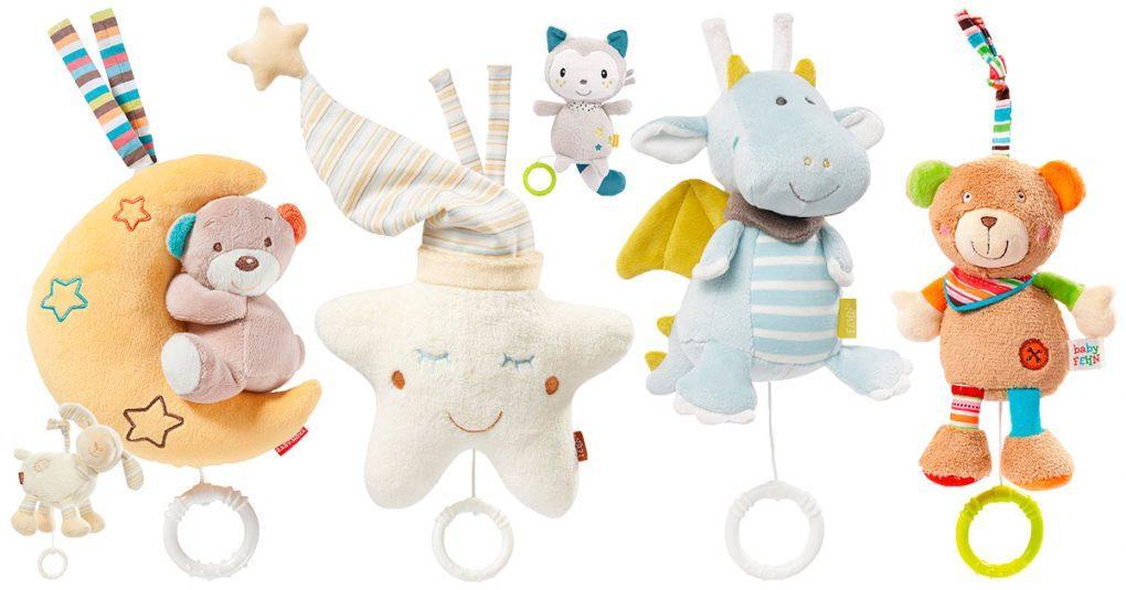 Spieluhren für Babys