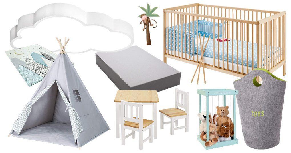Baby- und Kindermöbel für das Kinderzimmer