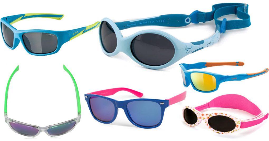 Sonnenbrille für Kinder
