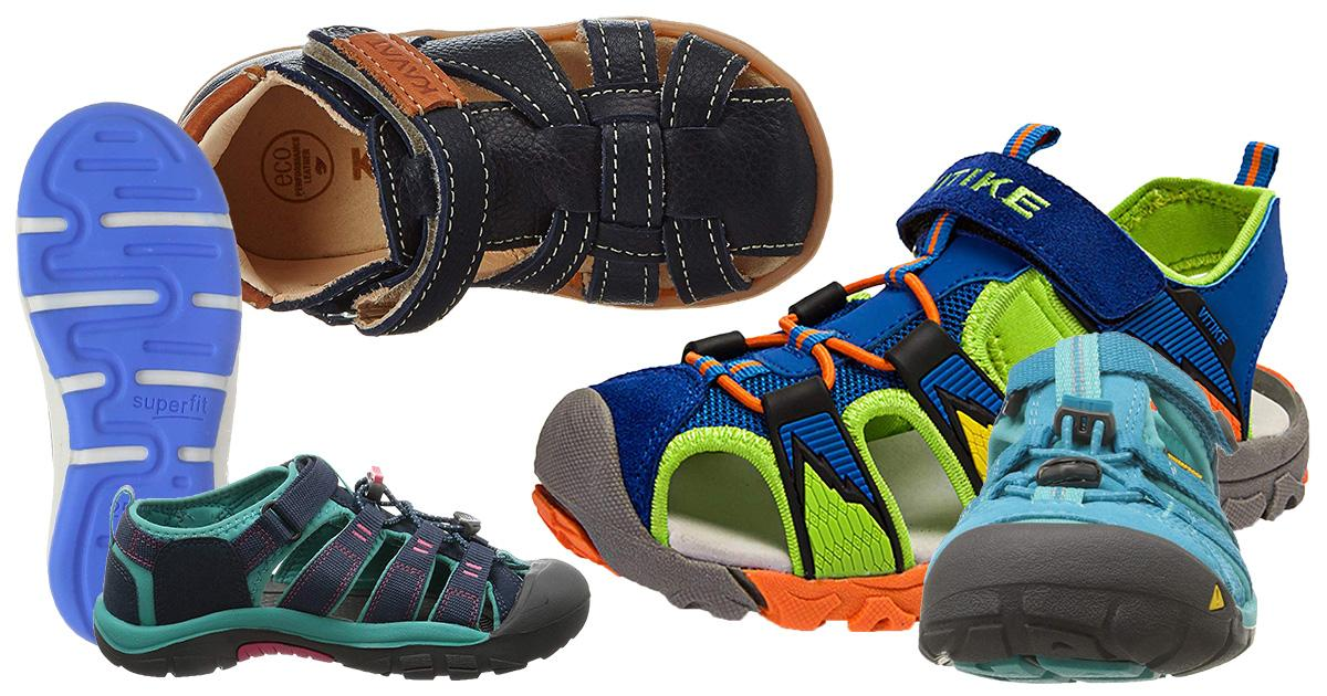 Sandalen für Kinder