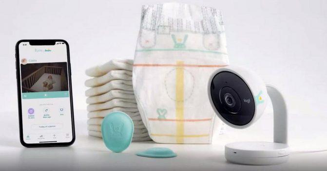 Pampers Lumi - die smarte Windel mit Sensor