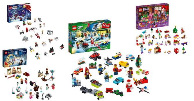 Adventskalender von LEGO