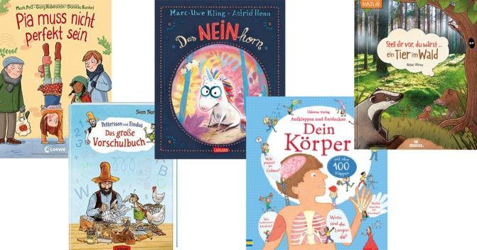 Kinderbücher ab 5 Jahre