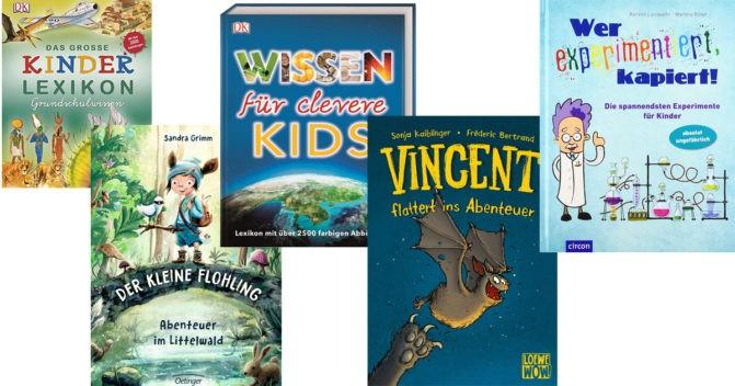 Kinderbücher ab 7 Jahre