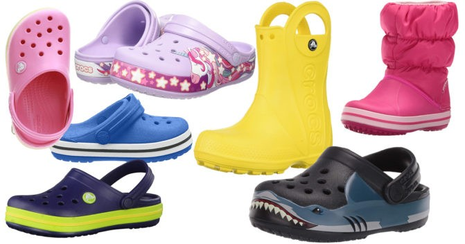 Crocs-Kinderschuhe