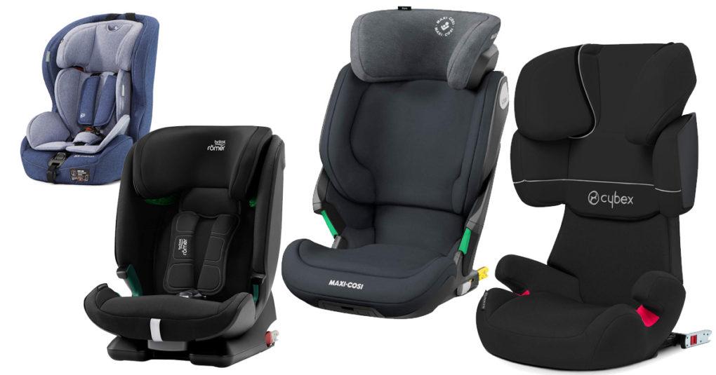Kindersitz für 3-Jährige