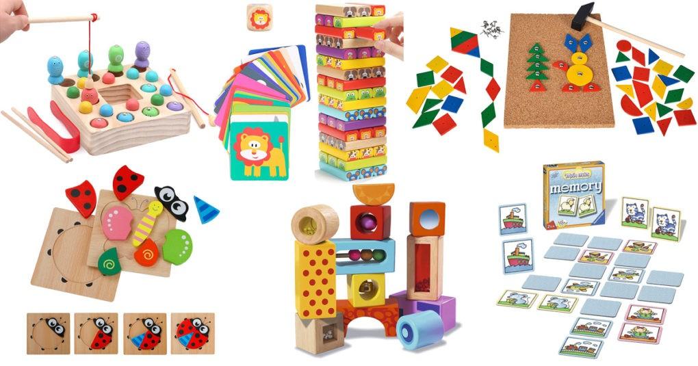 Die 15 besten Spielsachen für Kinder [Ratgeber] | Wunschkind