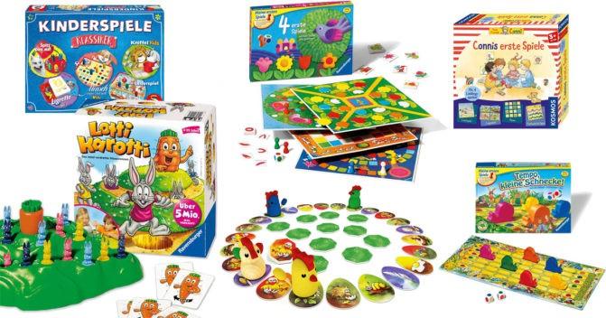 Spiele Kinder 3 Jahre