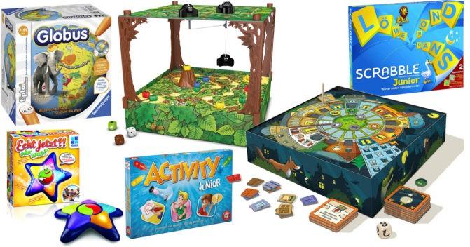 Spiele Kinder 7 Jahre
