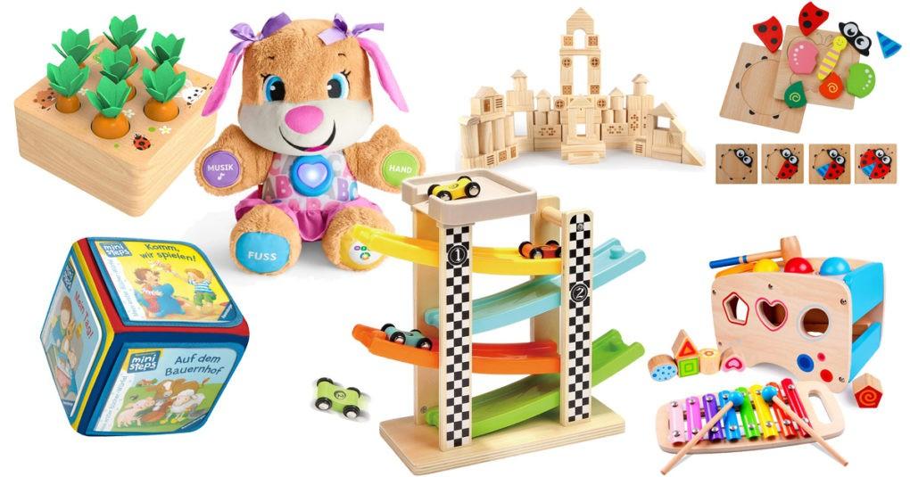 Spielzeug 1-jährige Kinder