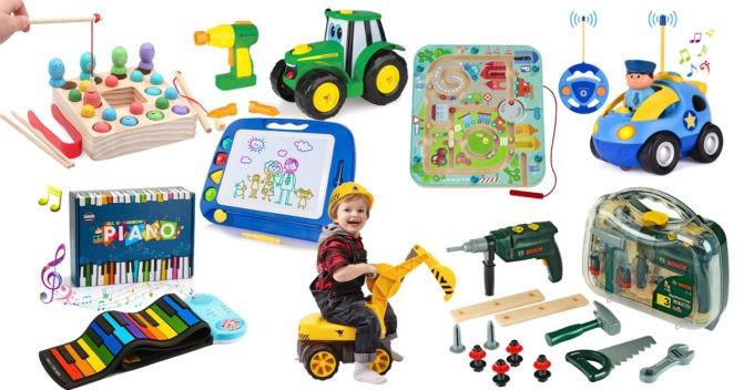 Spielzeug 2-jährige Kinder