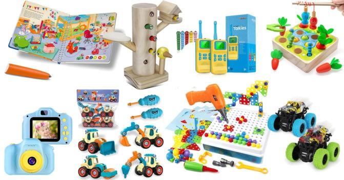Spielzeug 3 jährige Kinder