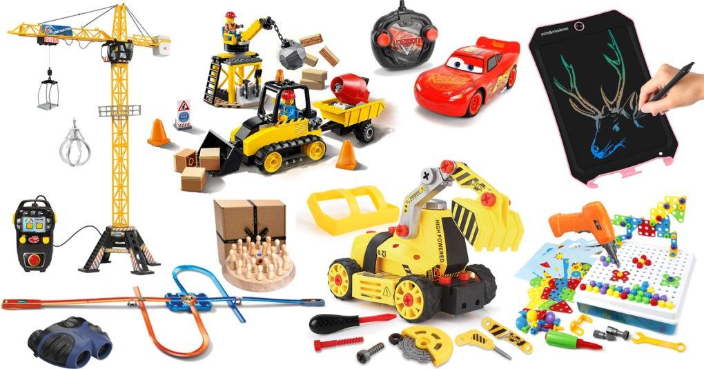 Spielzeug 4-Jährige