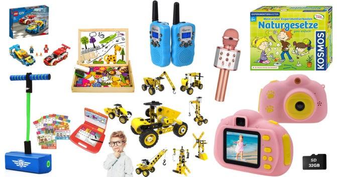 Spielsachen für 5-Jährige