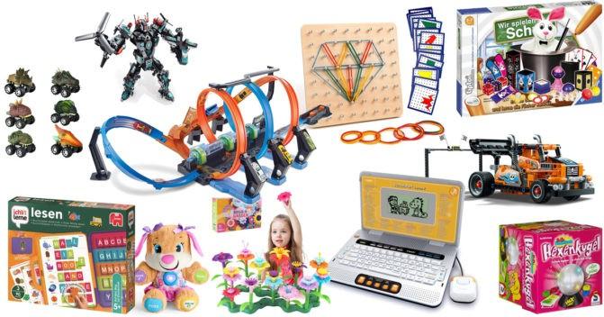 Spielzeug 6-jährige Kinder
