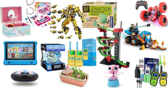Spielzeug 7-jährige Kinder