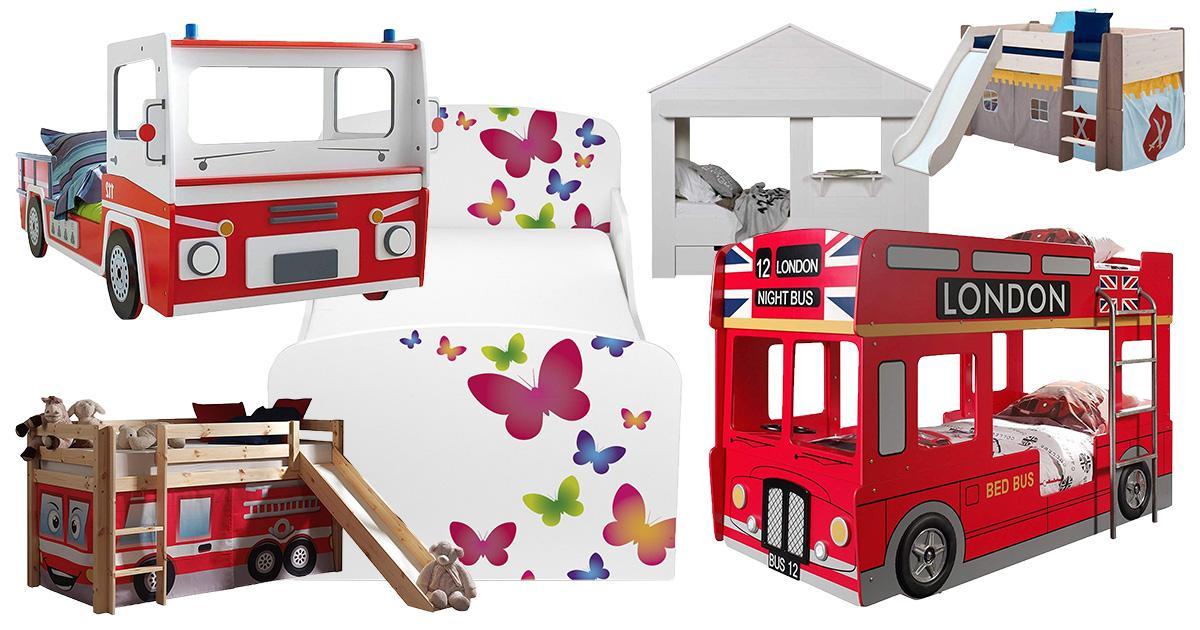 40 Ideen Für Kinderbetten Ratgeber Wunschkind