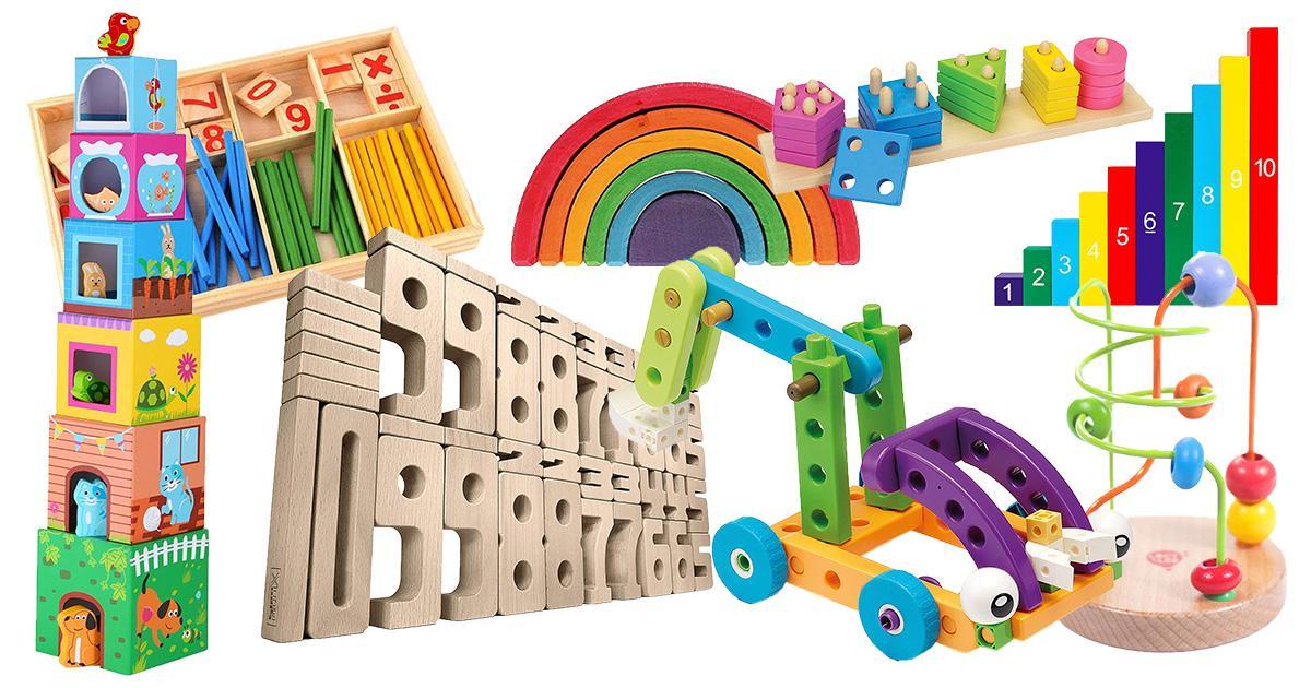 Lernspielzeug für Babys & Kinder