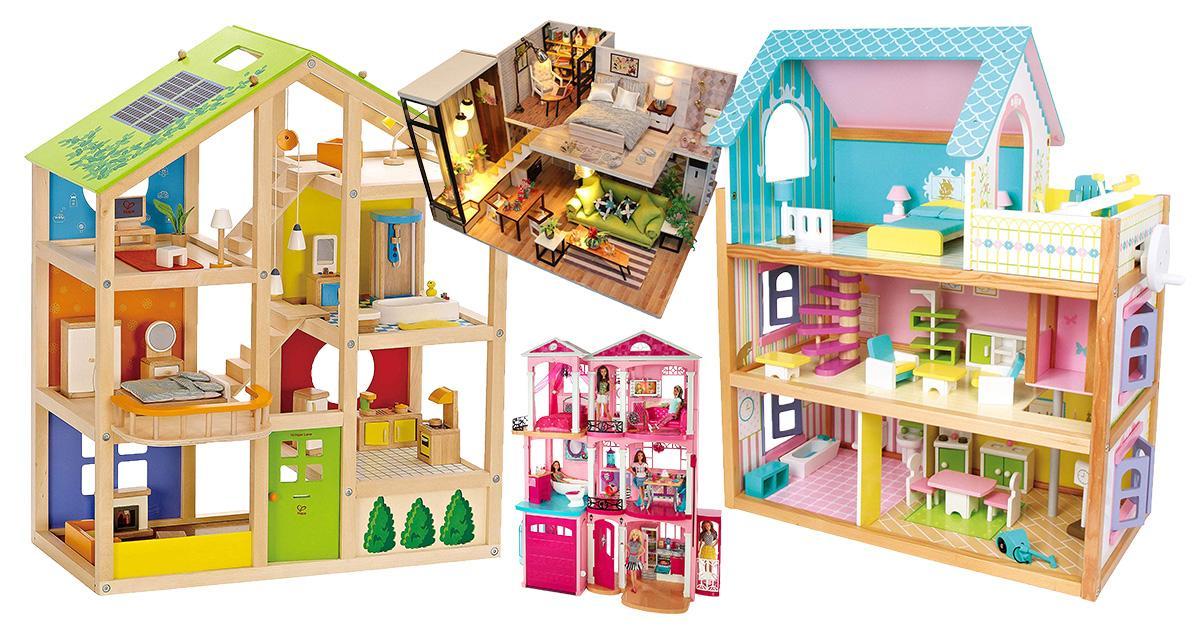 Puppenhäuser für Kinder