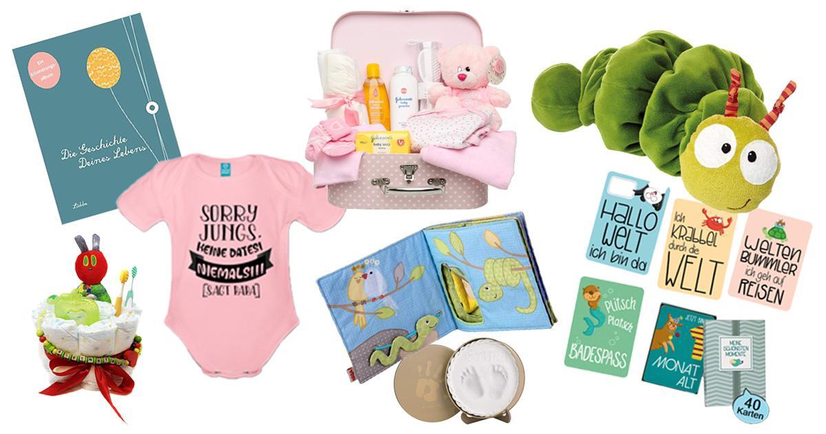 Die 11 Sinnvollsten Geschenke Zur Geburt Wunschkind