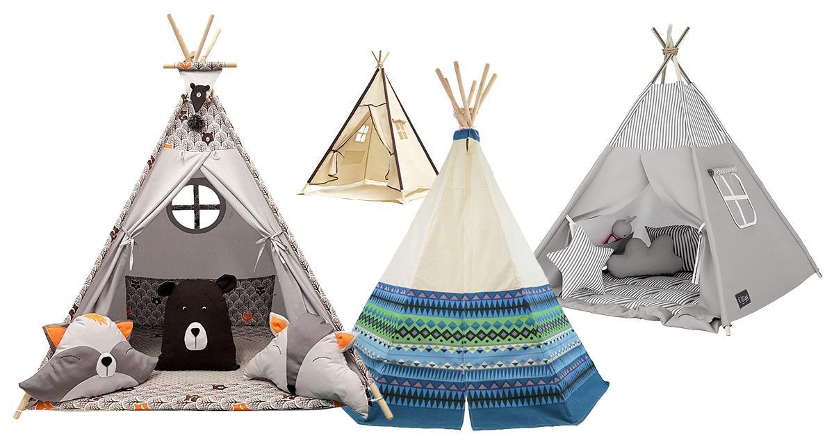 Die 6 besten Tipi-Zelte für Kinder | Wunschkind