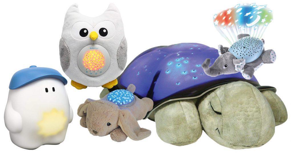 Nachtlichter für Babys & Kinder