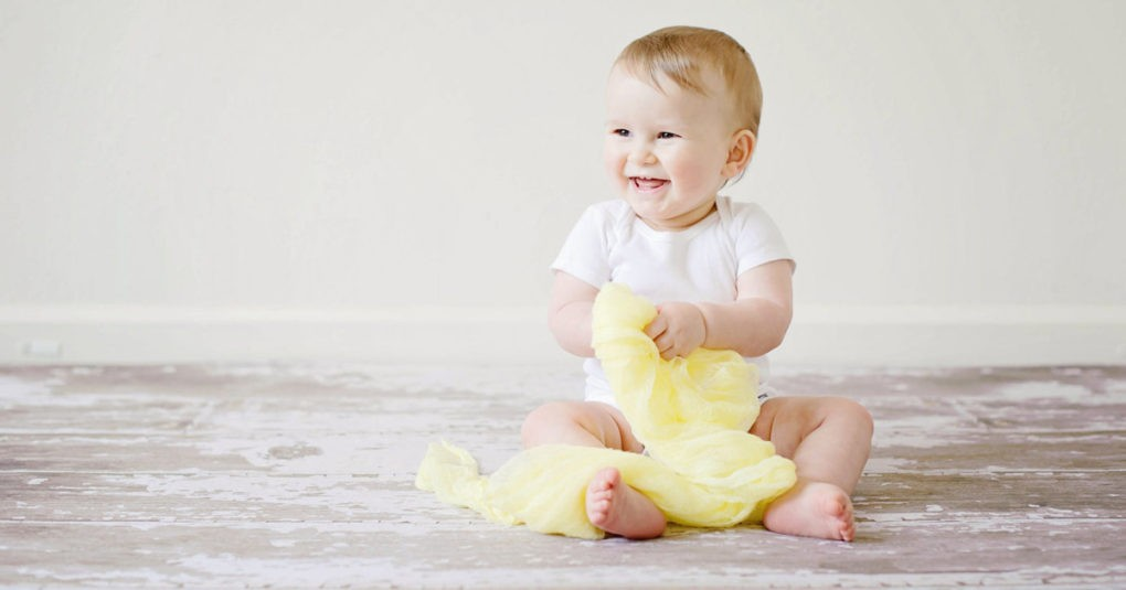 Sprachentwicklung Baby
