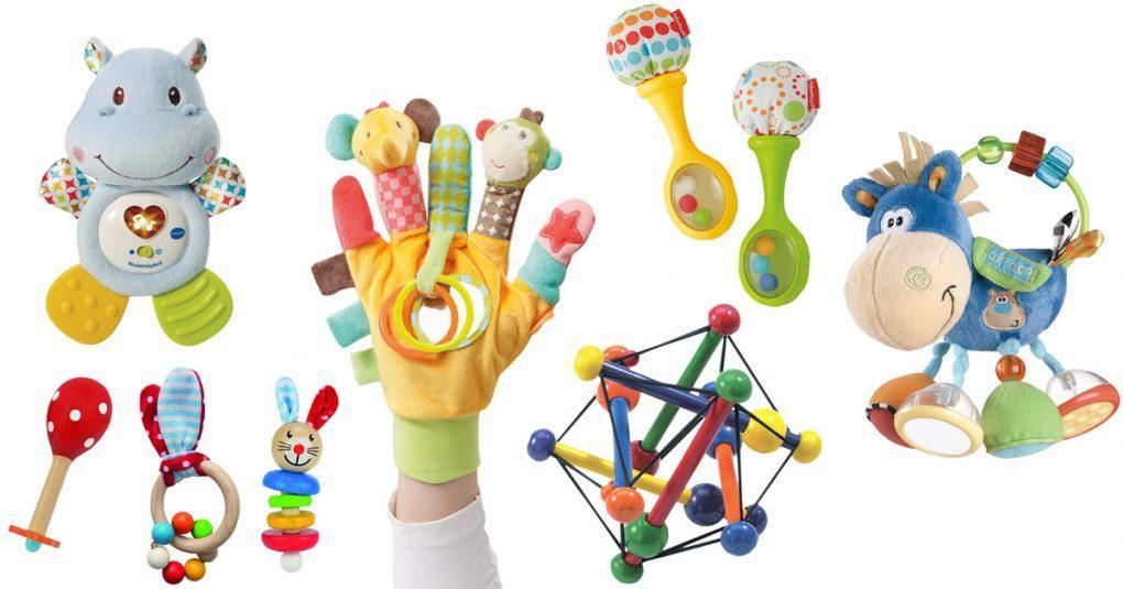 Babyspielzeug bis 3 Monate