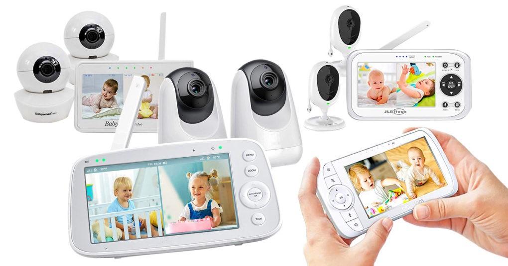 Babyphone-mit-2-Kameras