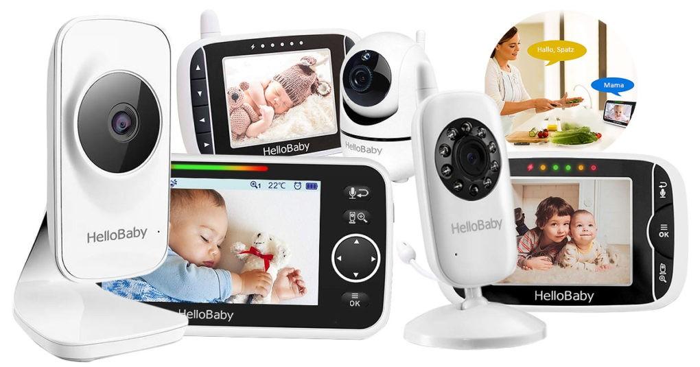 HelloBaby-Babyphone