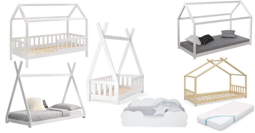 Montessori Bett