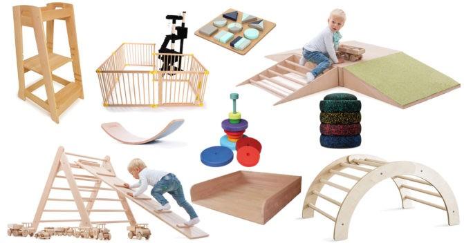 Pikler-Spielzeug